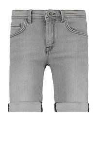 CoolCat Junior jeans bermuda Niek grijs, Grijs