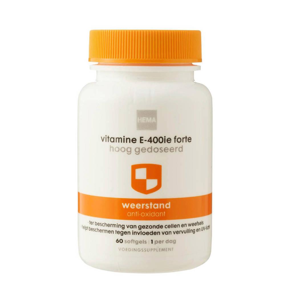 HEMA Vitamine E400 forte - 60 stuks