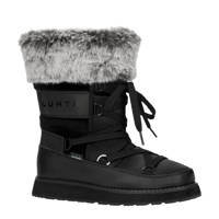 Luhta Uusi Ms  snowboots zwart/grijs, Zwart/grijs