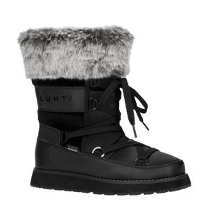 Uusi Ms  snowboots zwart/grijs