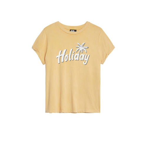 Catwalk Junkie T-shirt Summer Holiday van biologis
