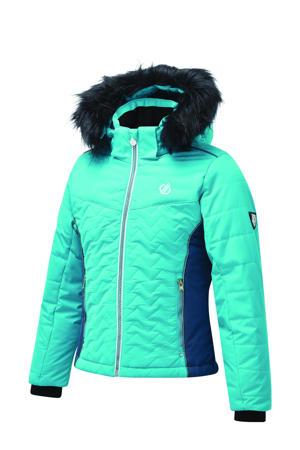 ski-jack blauw
