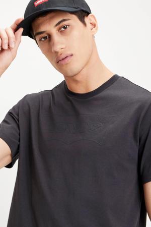 T-shirt antraciet