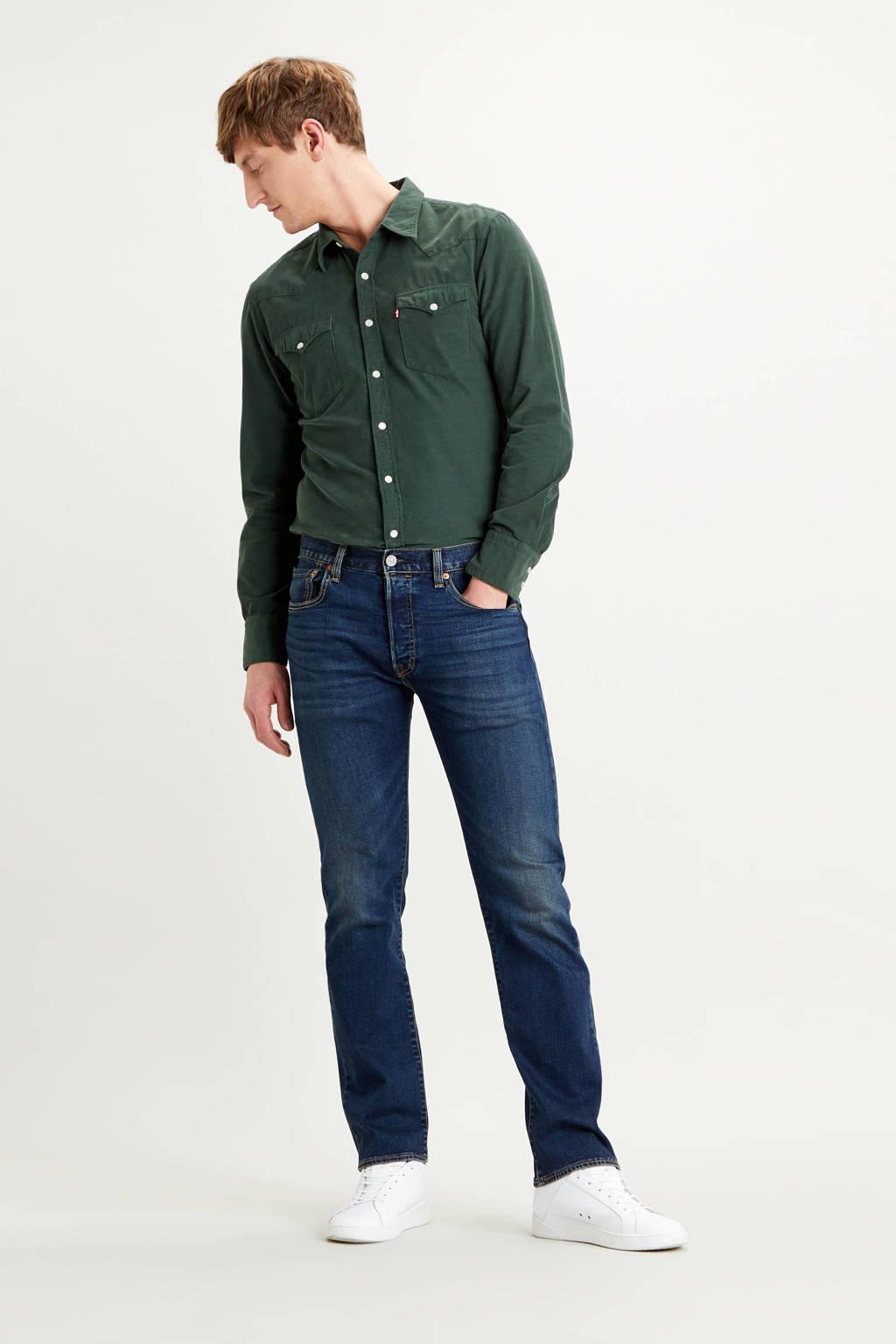 Levi's 501 regular fit jeans block crusher, Block Crusher