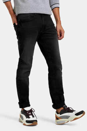 straight fit jeans Lewis zwart