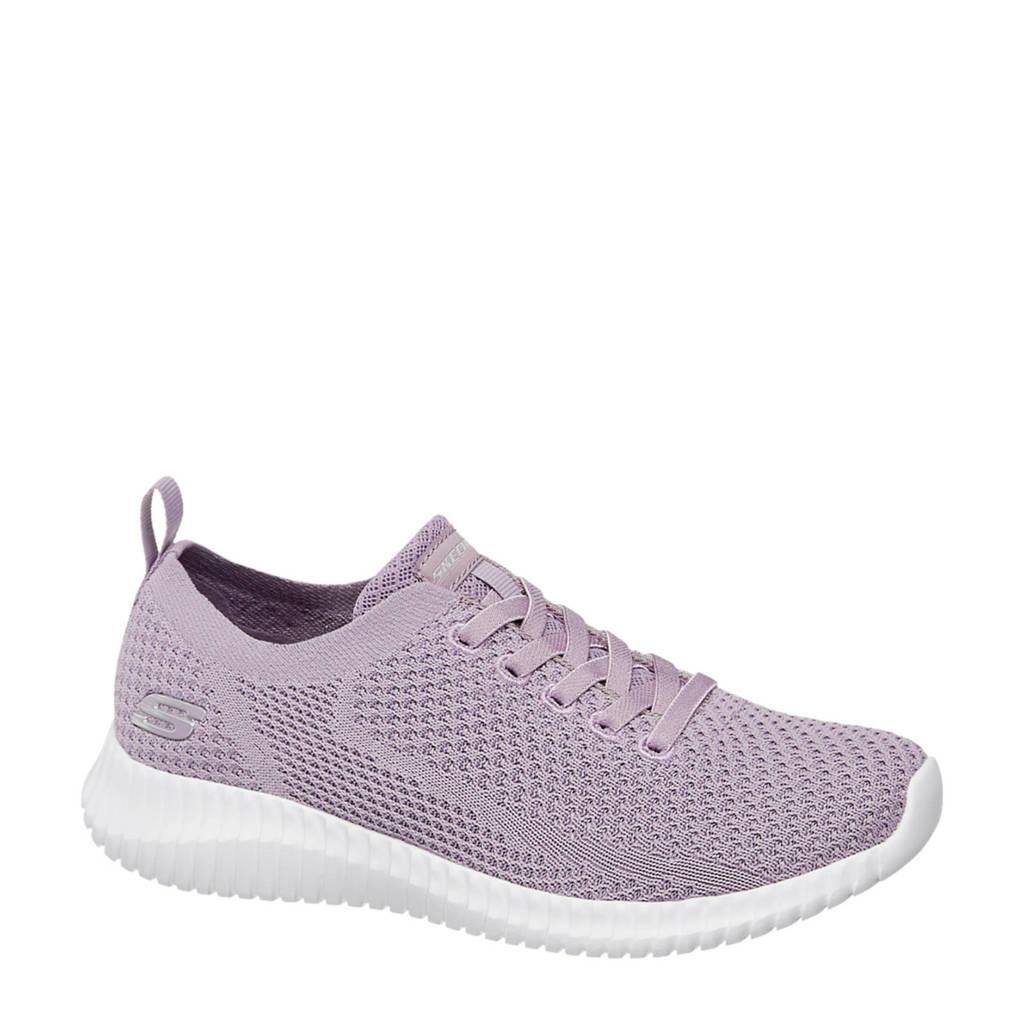 Skechers Knitted  sneakers lila, Lila