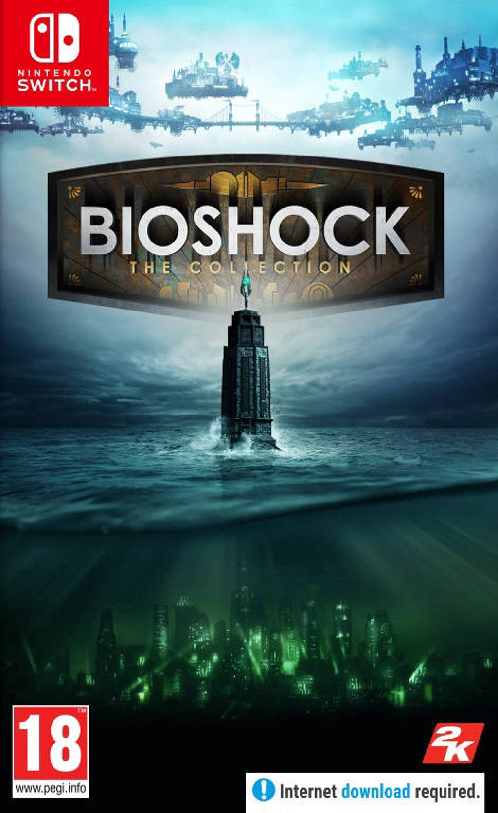 Bioshock collection (Nintendo Switch)