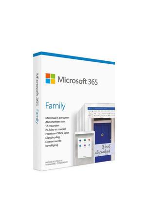 Office 365 Family (12 maanden, tot 6 personen)
