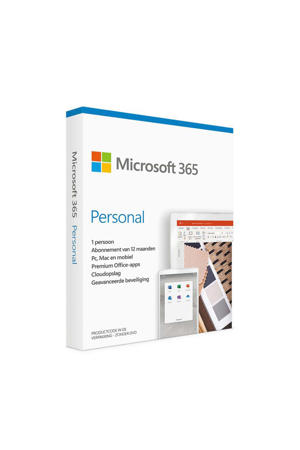 Office 365 Personal (12 maanden)