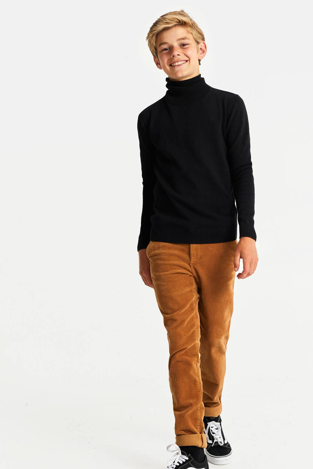 WE Fashion coltrui zwart, Zwart