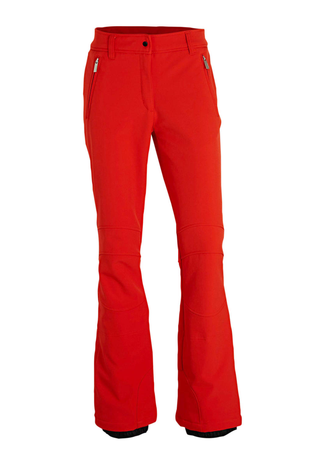 Icepeak skibroek Entiat rood, Rood
