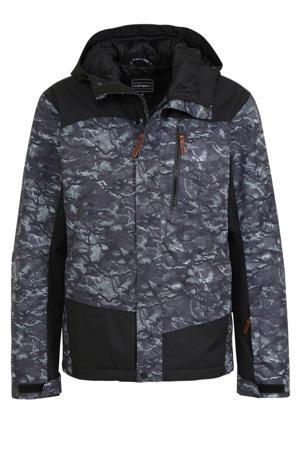 ski-jack Casco zwart/grijs
