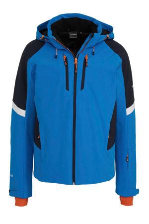 ski-jack Freeburg blauw