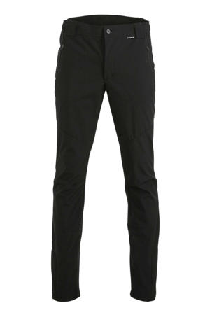 outdoorbroek Dorr zwart
