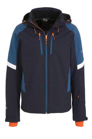ski-jack Freeburg donkerblauw