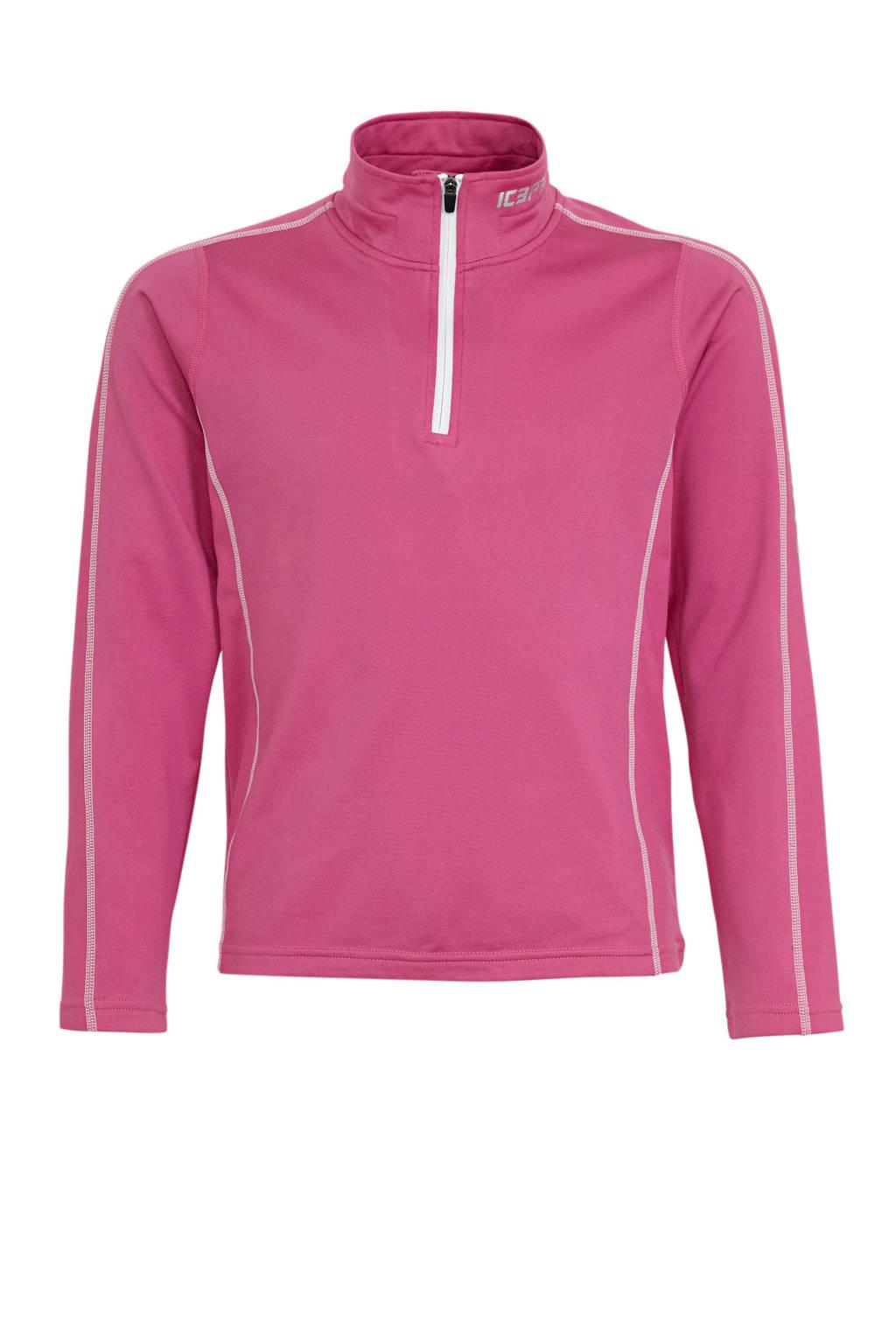 Icepeak skipully Fleminton JR roze/wit, Roze/wit