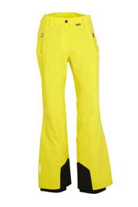 Icepeak skibroek Freyung geel, Geel