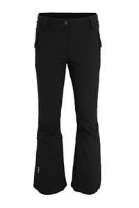 Icepeak softshell skibroek Lenexa JR zwart, Zwart