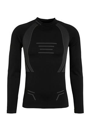 thermoshirt Irondale zwart
