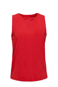 ESPRIT Women Sports top rood, Rood