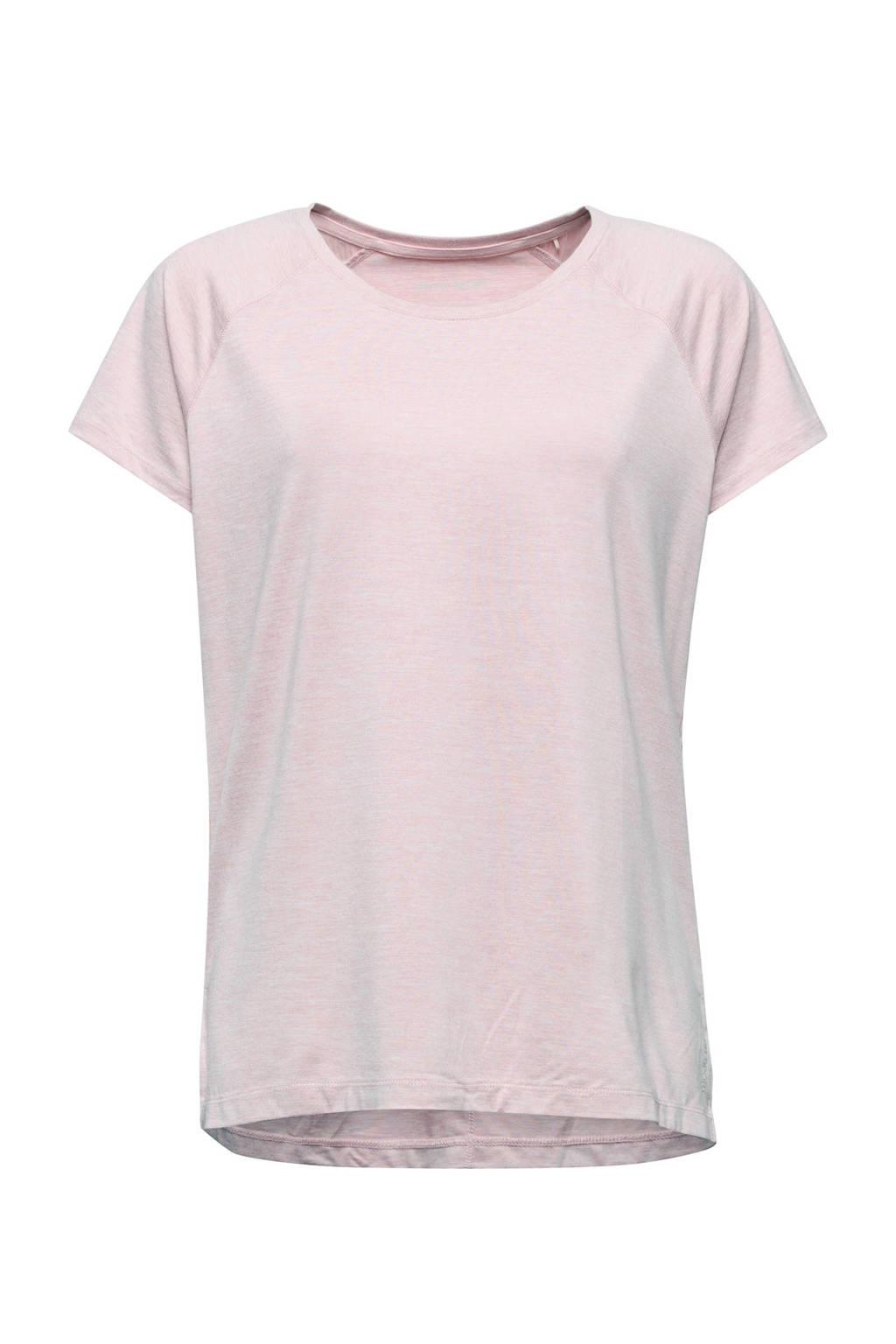 ESPRIT Women Sports sport T-shirt lichtroze, Lichtroze