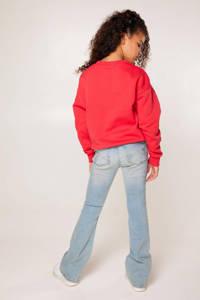 America Today Junior flared jeans Emily light denim, Light denim