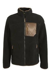Icepeak outdoor vest Ep Amherst zwart/bruin, Zwart/bruin