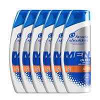 Head & Shoulders Men Ultra Anti-haaruitval Anti-roos shampoo - 6x 250ml