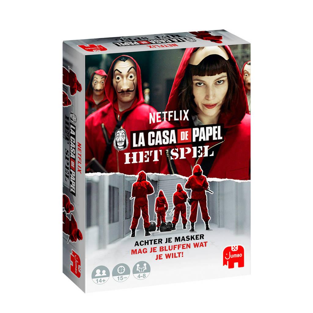 Jumbo Casa de Papel – Hidden Identity Game NL kaartspel