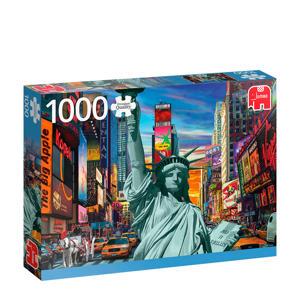 PC New York City  legpuzzel 1000 stukjes