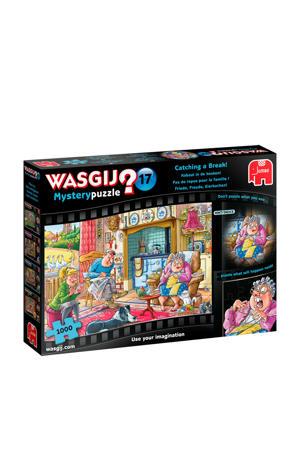 Wasgij Mystery 17 INT - Kabaal in de Keuken!  legpuzzel 1000 stukjes