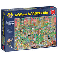 Jan van Haasteren Krijt Op Tijd  legpuzzel 1500 stukjes