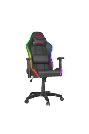 Zaphyre RGB gamestoel zwart