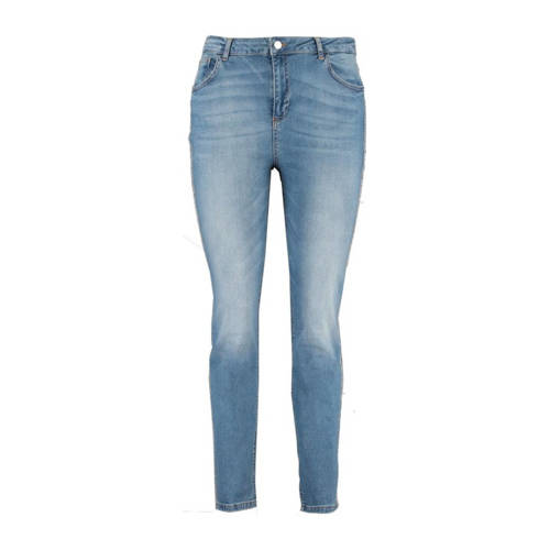 MS Mode slim fit jeans light denim
