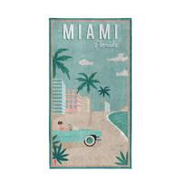 Seahorse strandlaken Miami (170x90 cm) Mintgroen