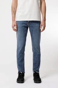 Nudie Jeans regular fit jeans Steady Eddie II blue vibes, Blue Vibes