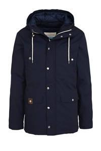 RVLT parka jas 7246 X donkerblauw, Donkerblauw