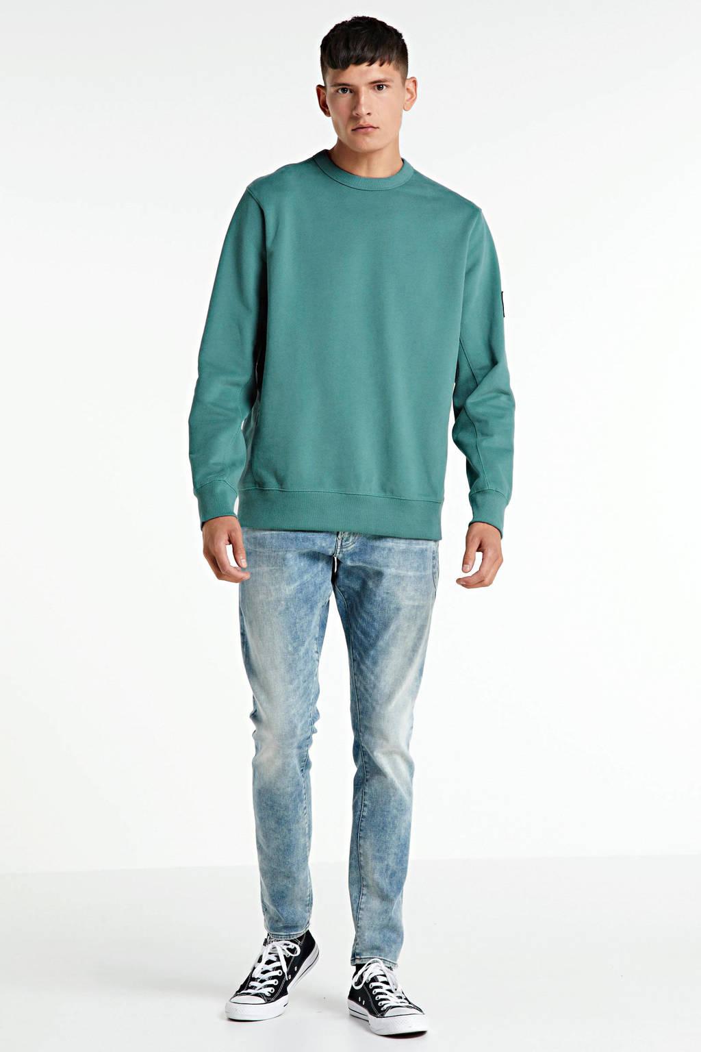 G-Star RAW Lancet skinny jeans sun faded scanda blue, Sun faded scanda blue