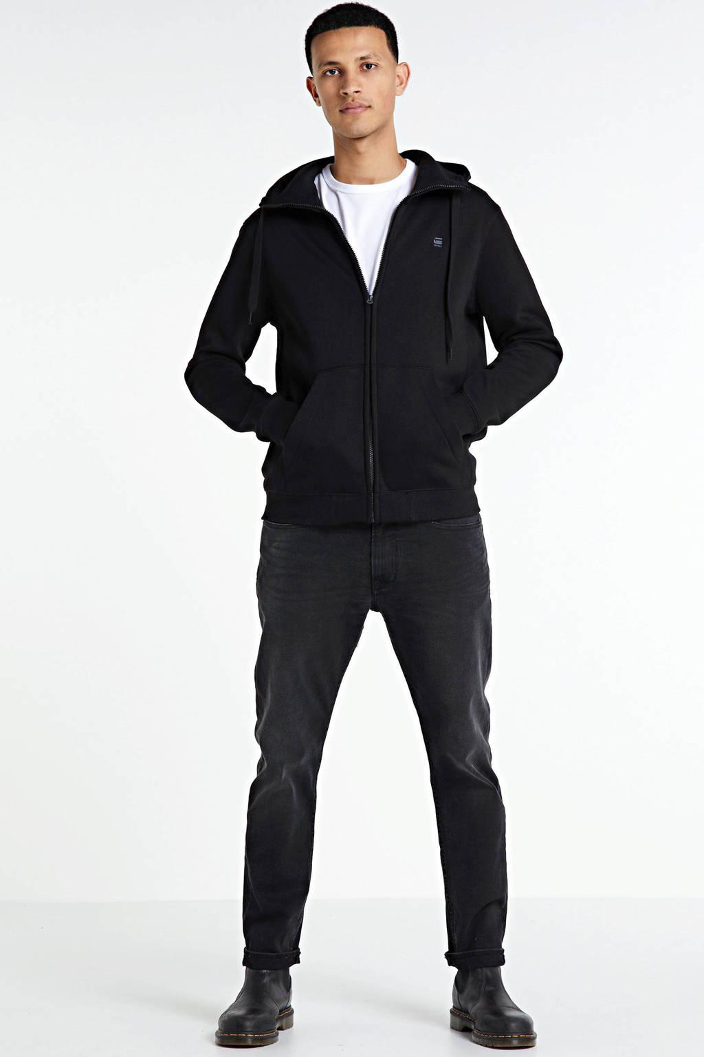 G-Star RAW vest zwart, Zwart