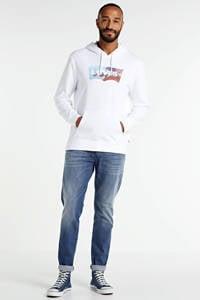 Levi's hoodie met logo wit, Wit