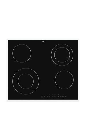 KC360RVS keramische kookplaat (inbouw)
