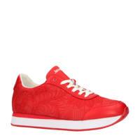Desigual Galaxy Lottie  sneakers rood, Rood