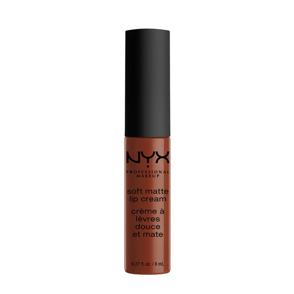 NYX Professional Makeup Soft Matte Lip Cream - Berlin
