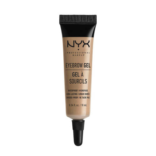 NYX Professional Makeup Eyebrow Gel - Blonde EBG01