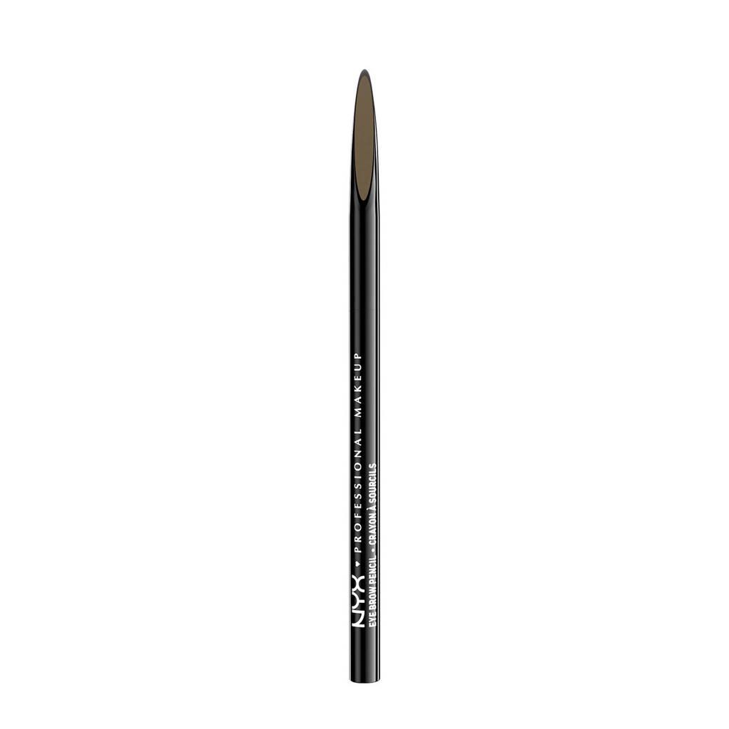 NYX Professional Makeup wenkbrauwpotlood - Taupe PBP02