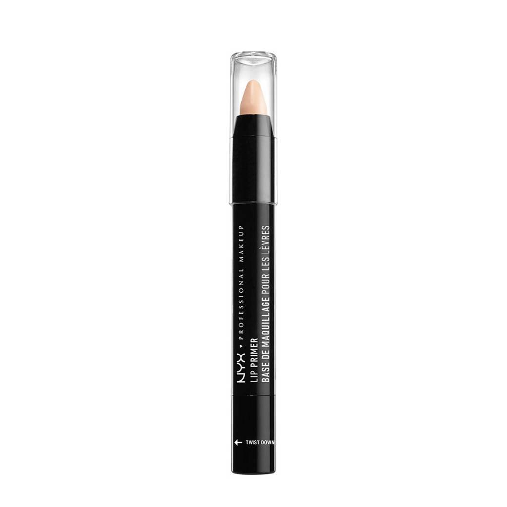 NYX Professional Makeup Lip Primer - nude LPR01