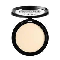 NYX Professional Makeup High Definition Finishing Powder poeder - Banana HDFP02