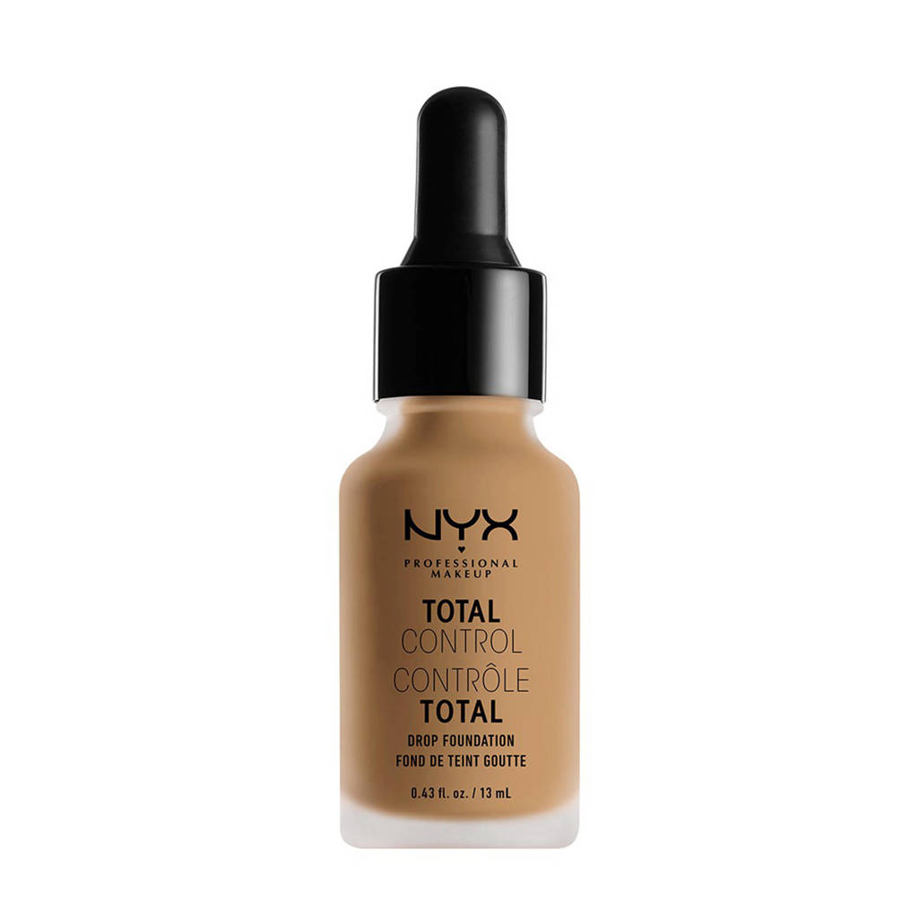 NYX Professional Makeup Total Control Drop Foundation - Beige TCDF11
