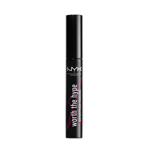 NYX Professional Makeup Worth the Hype - Waterproof Mascara