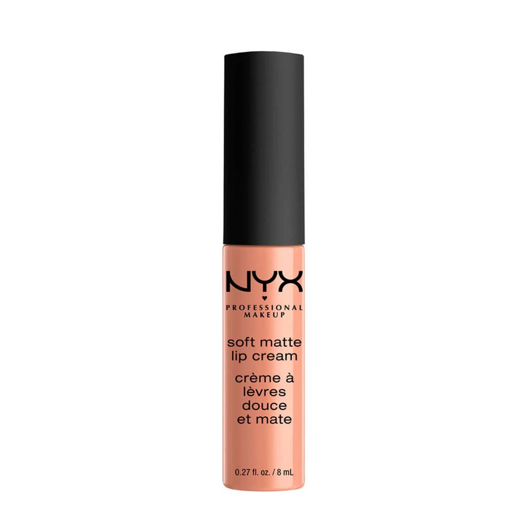 NYX Professional Makeup Soft Matte Lip Cream - Athens SMLC15